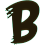 Beauty, The Beast & The Bees icon (green outline)